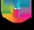 BUNT STATT SCHWARZ-WEISS Logo